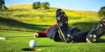 # Nobody takes golf injuries seriously until they get one!